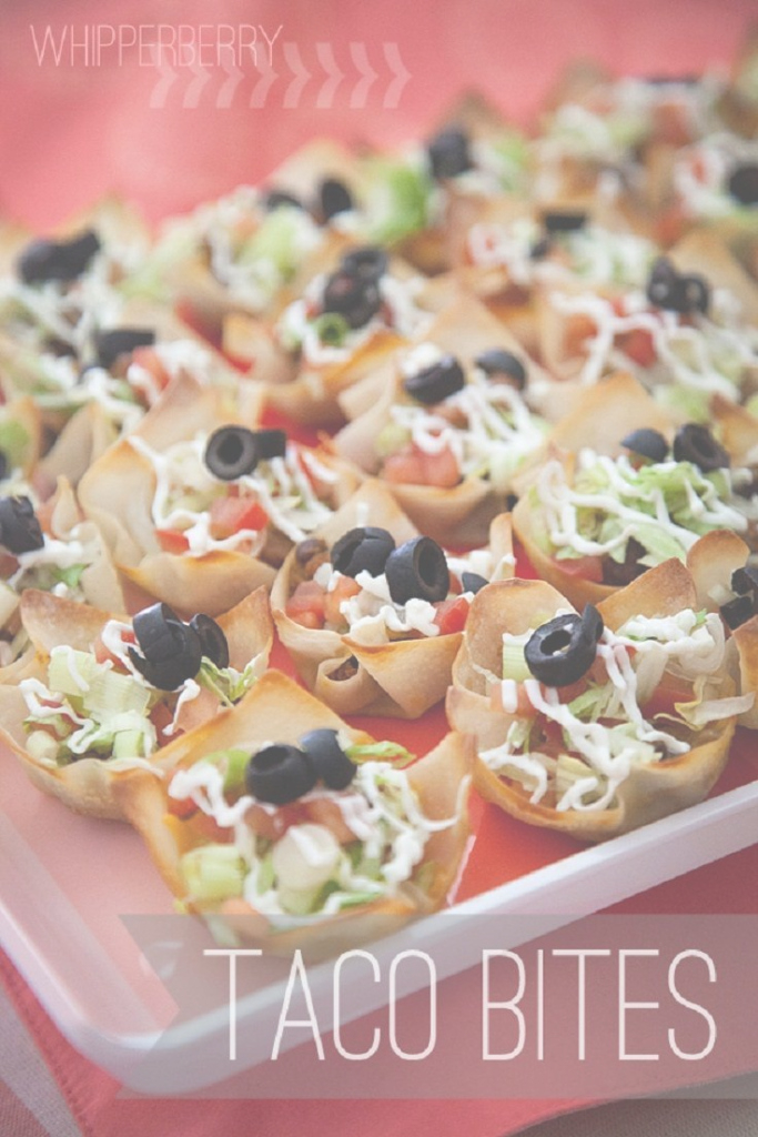 Amazing 15 Baby Shower Food Ideas -- Yup! Doing These, Minus Those Black pertaining to Appetizers For A Baby Shower