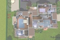 Amazing 22 Unique Sims 2 House Floor Plan And Home Plans In | Musicdna inside Sims 2 House Layout