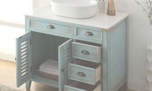 Distressed Bathroom Vanities Wholers Archives Ideas
