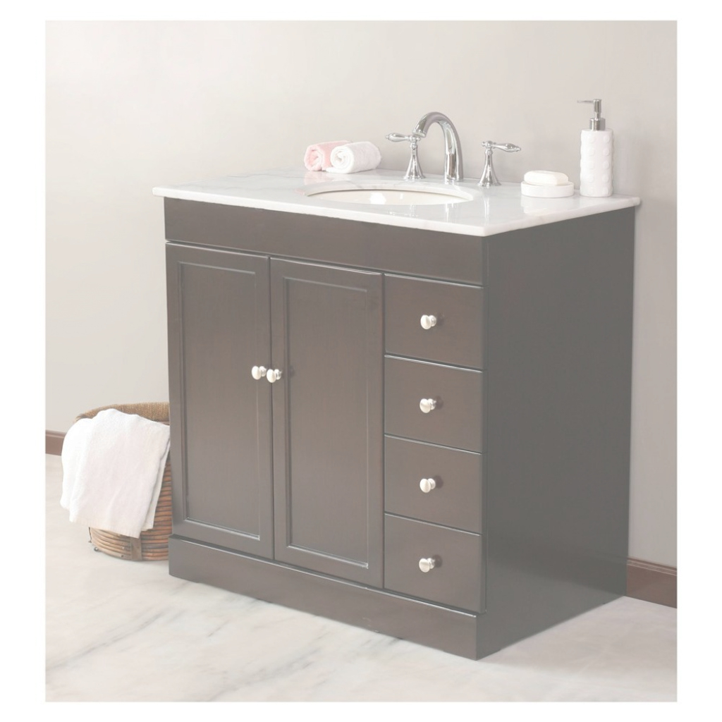 Amazing 36 Inch Bathroom Vanity With Top Interior Design | Home And Interior for Awesome 36 Inch Bathroom Vanity With Top