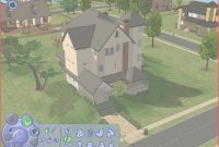 Amazing 60 Elegant Of Sims 2 House Designs Stock – Productivefirefox in Awesome Sims 2 House Layout