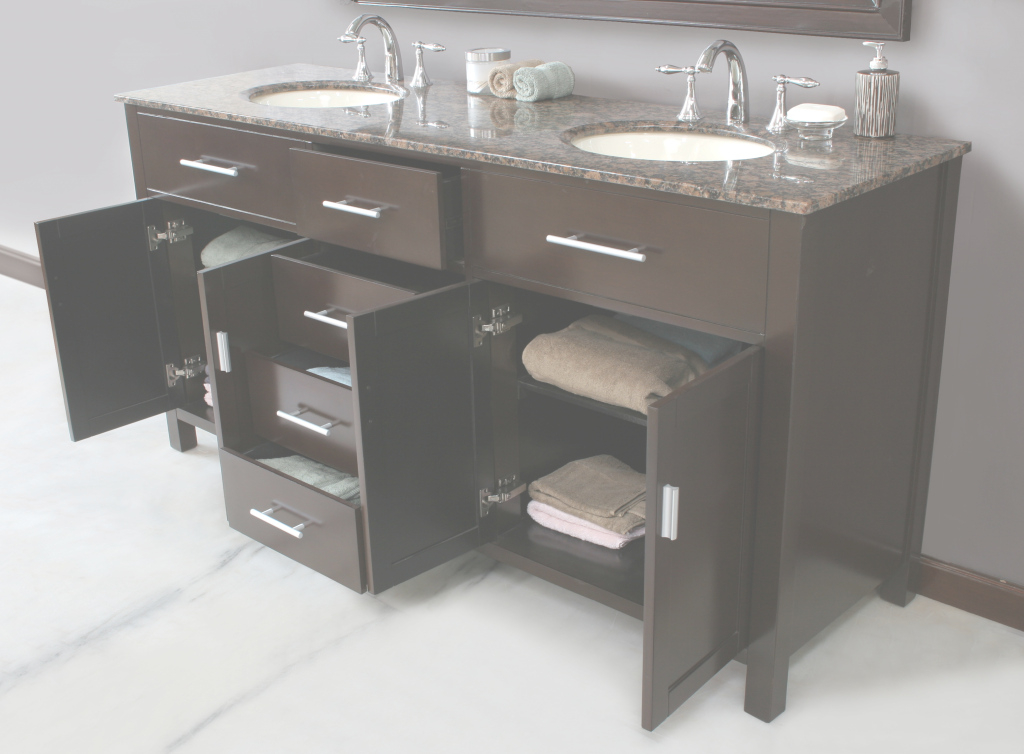 Amazing 65 Inch Bathroom Vanity - Bathroom Designs pertaining to Fresh 65 Inch Bathroom Vanity
