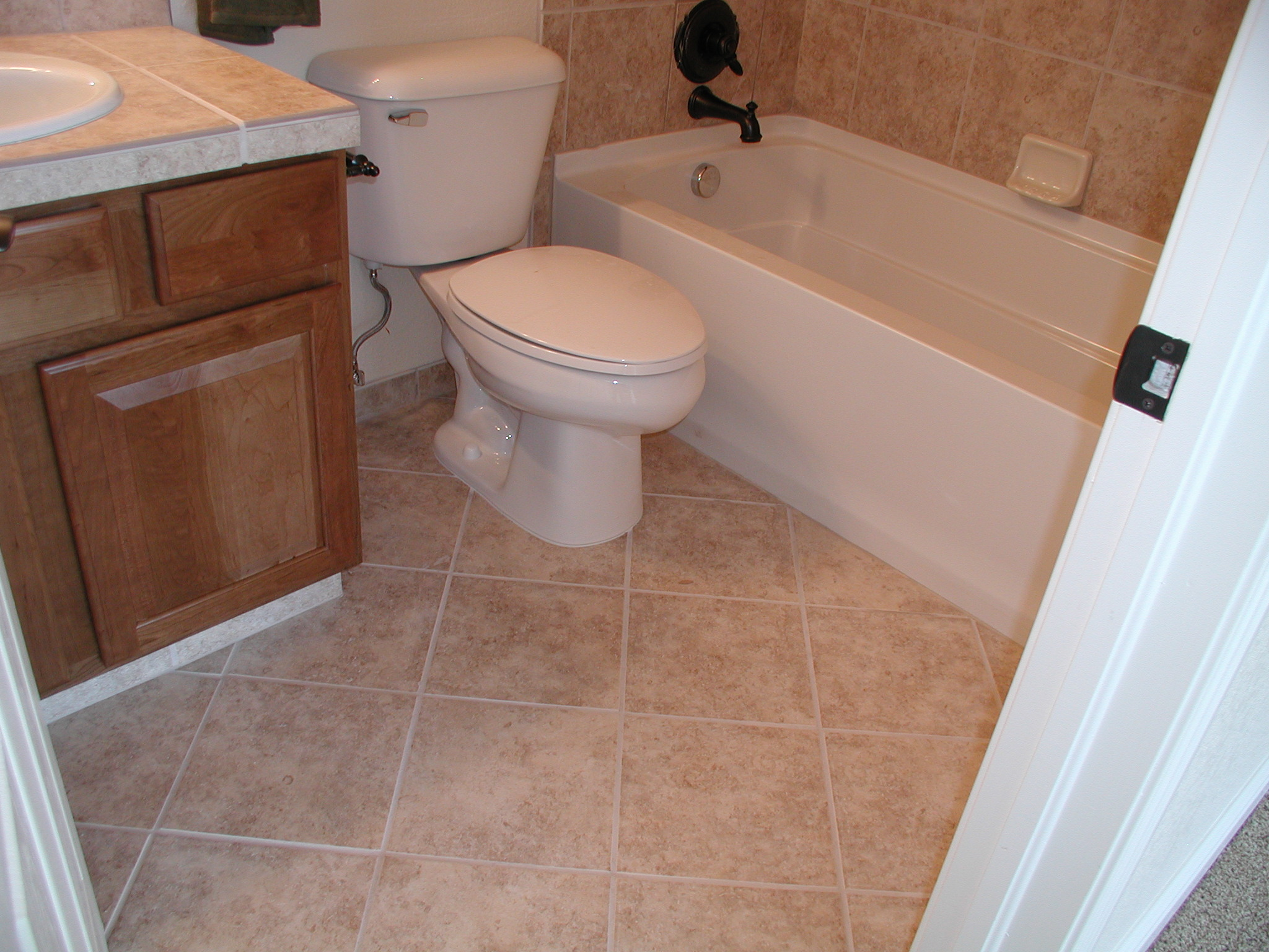 Amazing Amazing Flooring Bathroom Floors For Small Bathrooms Floor Tile with regard to Best of Flooring For Bathrooms