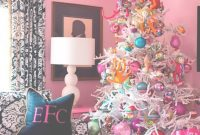 Amazing Baby Nursery ~ Attractive Christmas Tree Themes Colorful Decorating with regard to Christmas Decoration Themes