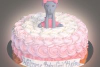 Amazing Baby Shower Cake For Baby Girl – Sweet Somethings Desserts for Baby Girl Shower Cake Ideas
