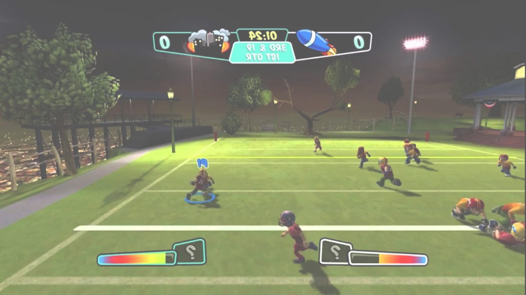 Amazing Backyard Sports: Rookie Rush - Xbox 360  (Charming Backyard Sports inside Elegant Backyard Sports Football
