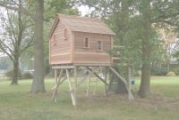 Amazing Basic Treehouse Plans Free Simple Standing Tree House Construction in Inspirational Easy Treehouse Plans Free