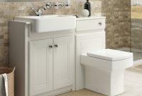 Amazing Bathroom : Bathroom Traditional Vanity Unit Basin Sink Back To Wall in Traditional Bathroom Vanity