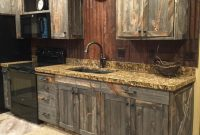 Amazing Bathroom Doors. Best Bathroom Vanity Cabinet Doors Decor: Old Barn pertaining to Barnwood Bathroom Vanity