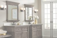 Amazing Bathroom : Double Vanity Bathroom Picture Of Vanities Awesome Wood with Bathroom Double Vanity