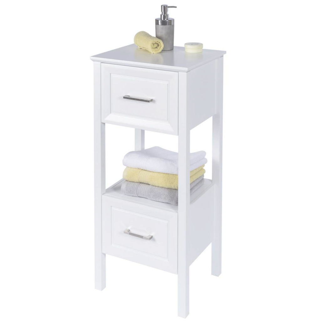 Amazing Bathroom Floor Cabinet White & Complete Ideas Example within Bathroom Floor Cabinet White
