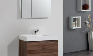 Amazing Bathroom Sink And Cabinets For With Cabinet Homesfeed Design 1 throughout Unique Small Bathroom Sinks With Cabinet