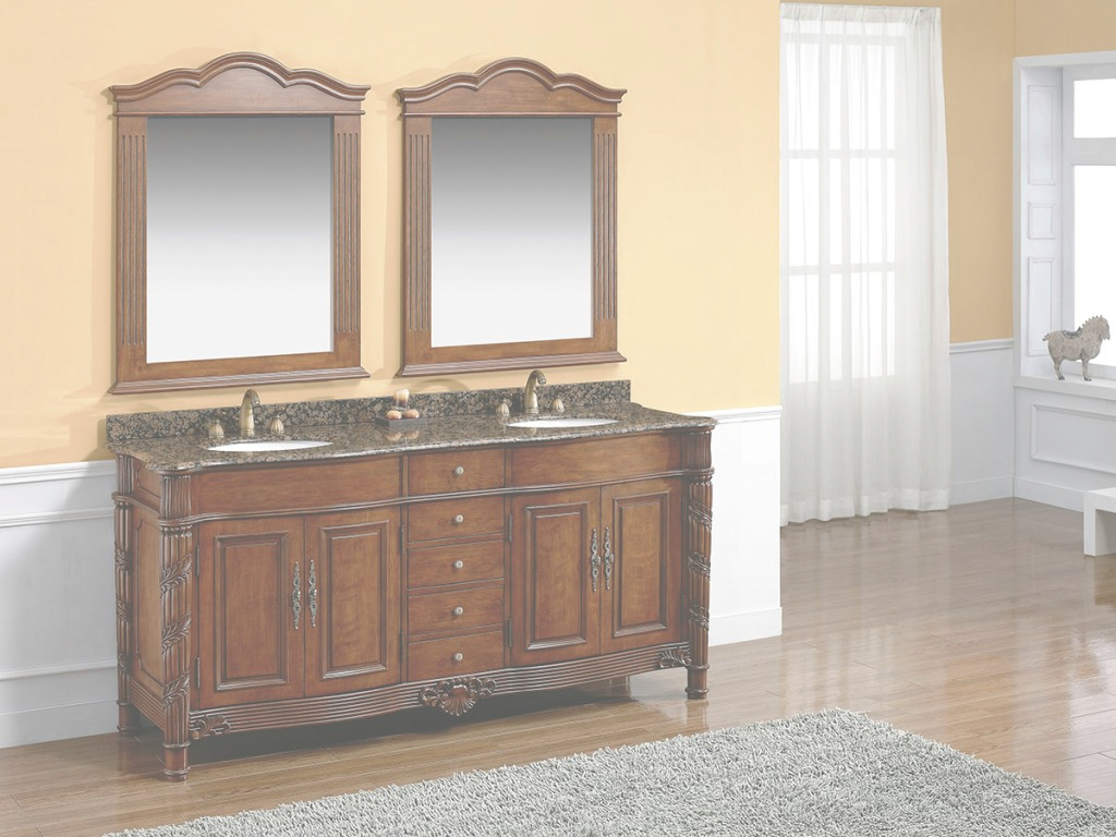 Amazing Bathroom Sink : Double Sink Bathroom Vanity Bathroom Double Sink inside Bathroom Vanity 72 Double Sink