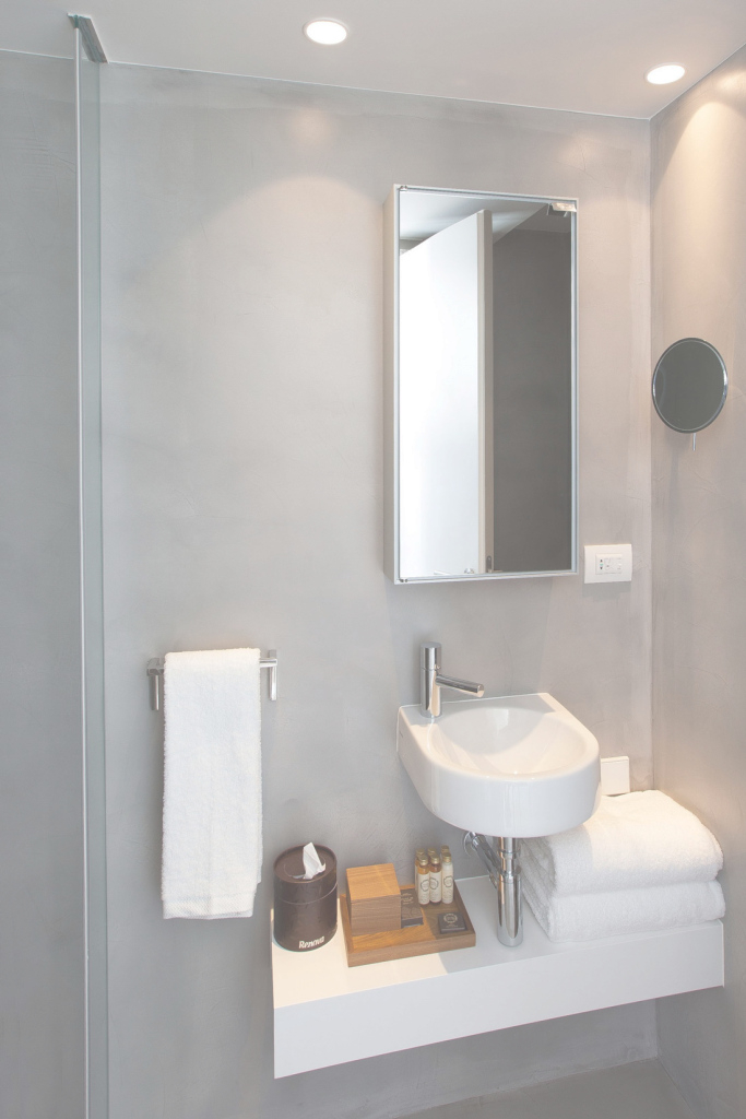 Amazing Bathroom Sink, Mirror, Boutique Hotel In The Heart Of Alfama, Lisbon intended for High Quality Bathroom Sink Mirror
