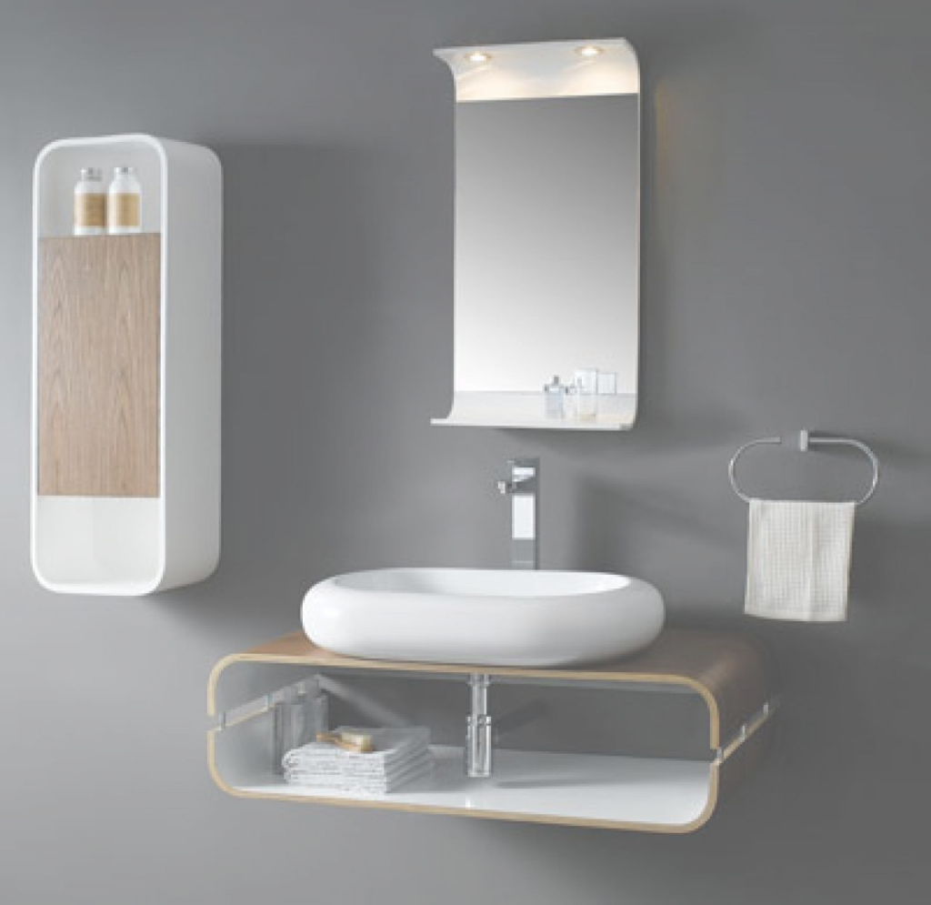 Amazing Bathroom Vanity Ideas For Small Bathrooms White Glossy Ceramic Free within Unique Free Standing Bathroom Vanity