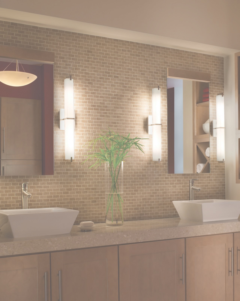 Amazing Bathroom Vanity Lighting Covered In Maximum Aesthetic - Amaza Design throughout Bathroom Vanity Lighting Ideas