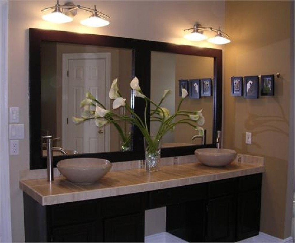 Amazing Bathroom-Vanity-Mirrors-With-Storage. : Choosing A Bathroom Vanity regarding Beautiful Bathroom Vanity Mirrors