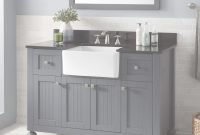 Amazing Bathroom Vanity : Sinks Apron Front Bathroom Sink Vanity Black intended for Best of Small Bathroom Sink Vanity