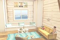 Amazing Bazar~ *white Beach Cottage* Living Room | Icingonthekake regarding Best of Beach Living Room Furniture