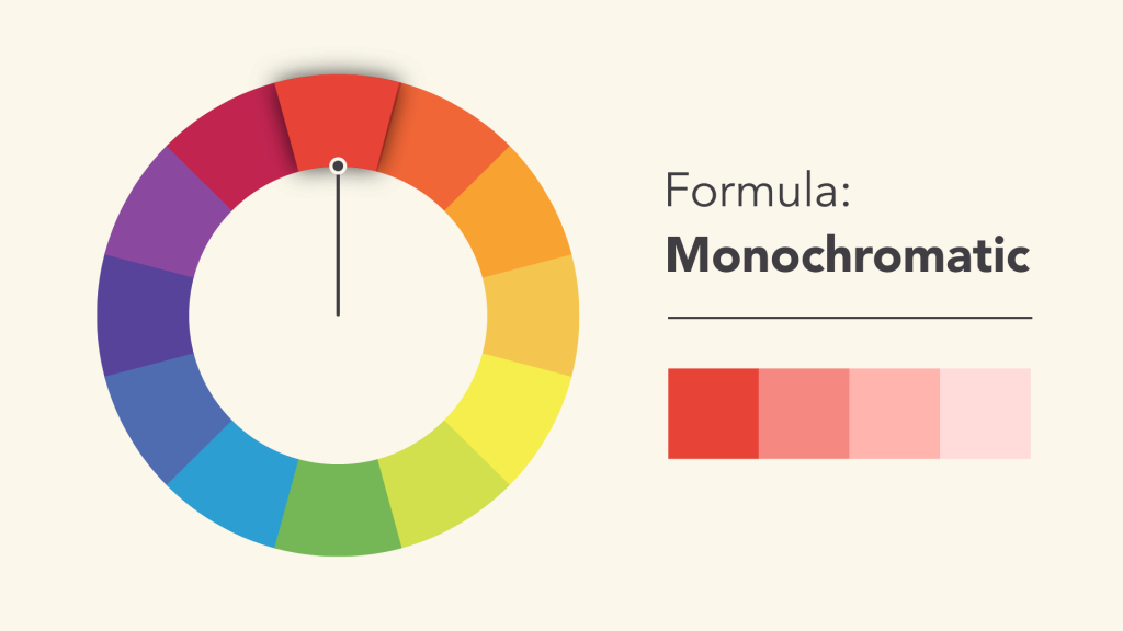 Amazing Beginning Graphic Design: Color with Lovely Monochromatic Colors
