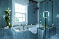Amazing Blue Bathroom Ideas Gratifying You Who Love Blue Color – Traba Homes within Blue Bathroom Photos