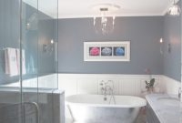 Amazing Blue Gray Bathroom, Gray Master Bathroom Ideas Blue And, Grey Master inside Blue And Gray Bathroom