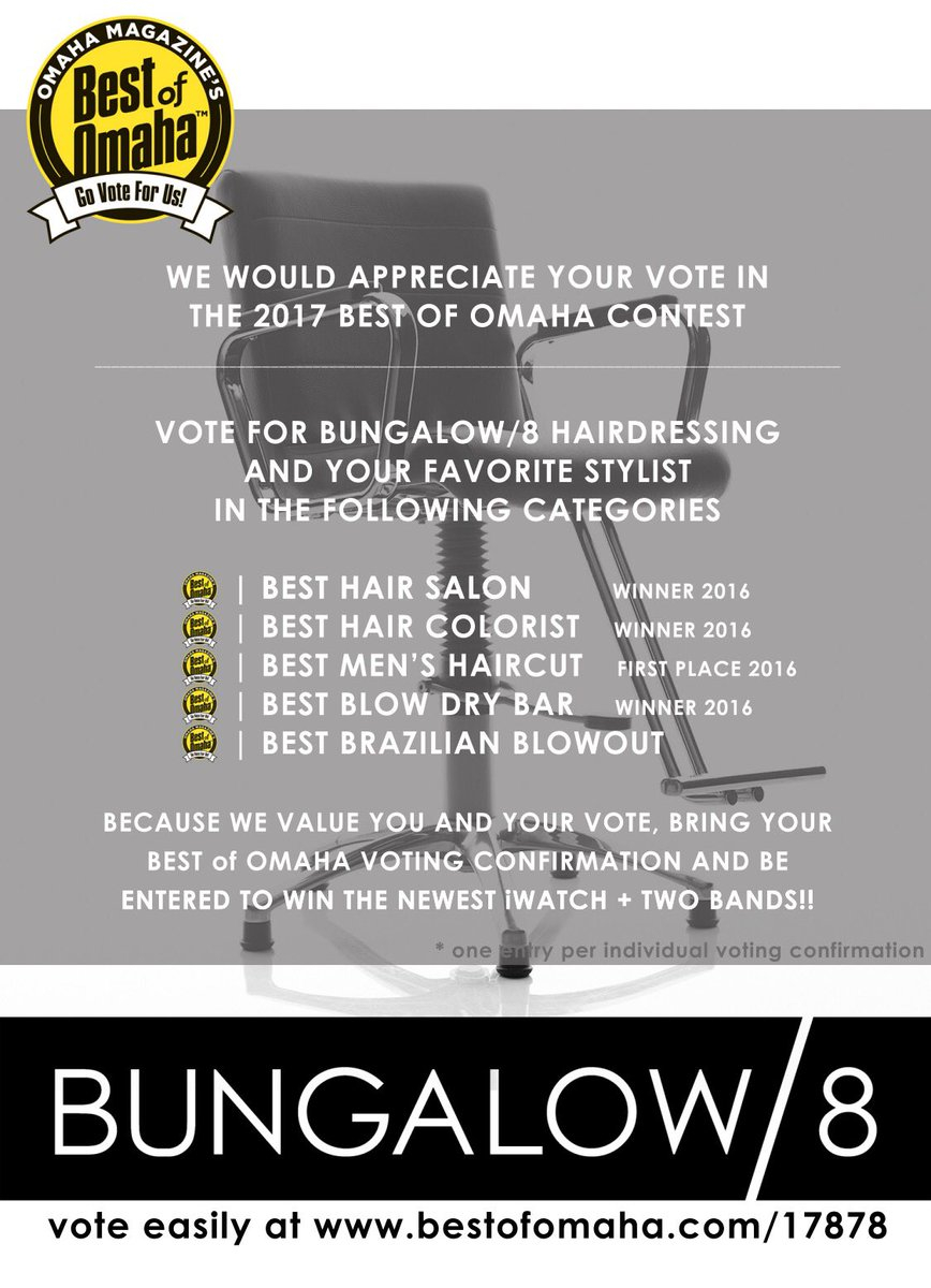Amazing Bungalow/8 (@bungalow8Omaha) | Twitter with regard to Awesome Bungalow 8 Omaha