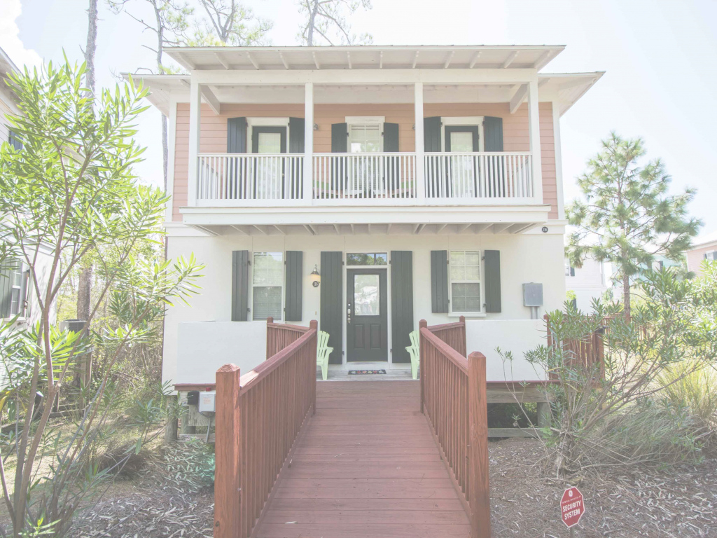 Amazing Bungalows At Seagrove 116 - Southern Vacation Rentals in Bungalows At Seagrove
