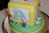 Amazing Cakescolby | Pittsburgh, Pa Celebration Cakes – Cakescolby throughout Winnie The Pooh Baby Shower Cakes