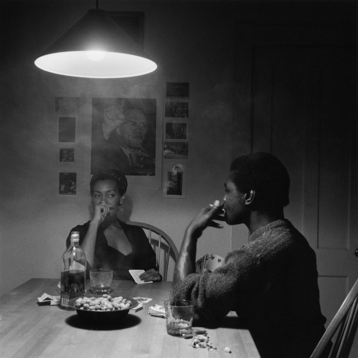 Amazing Carrie Mae Weems From The Kitchen Table Series | The Kitchen Table inside Unique Kitchen Table Series