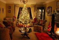 Amazing Christmas Tree Decoration Time Lapse – Youtube in New Christmas Living Room