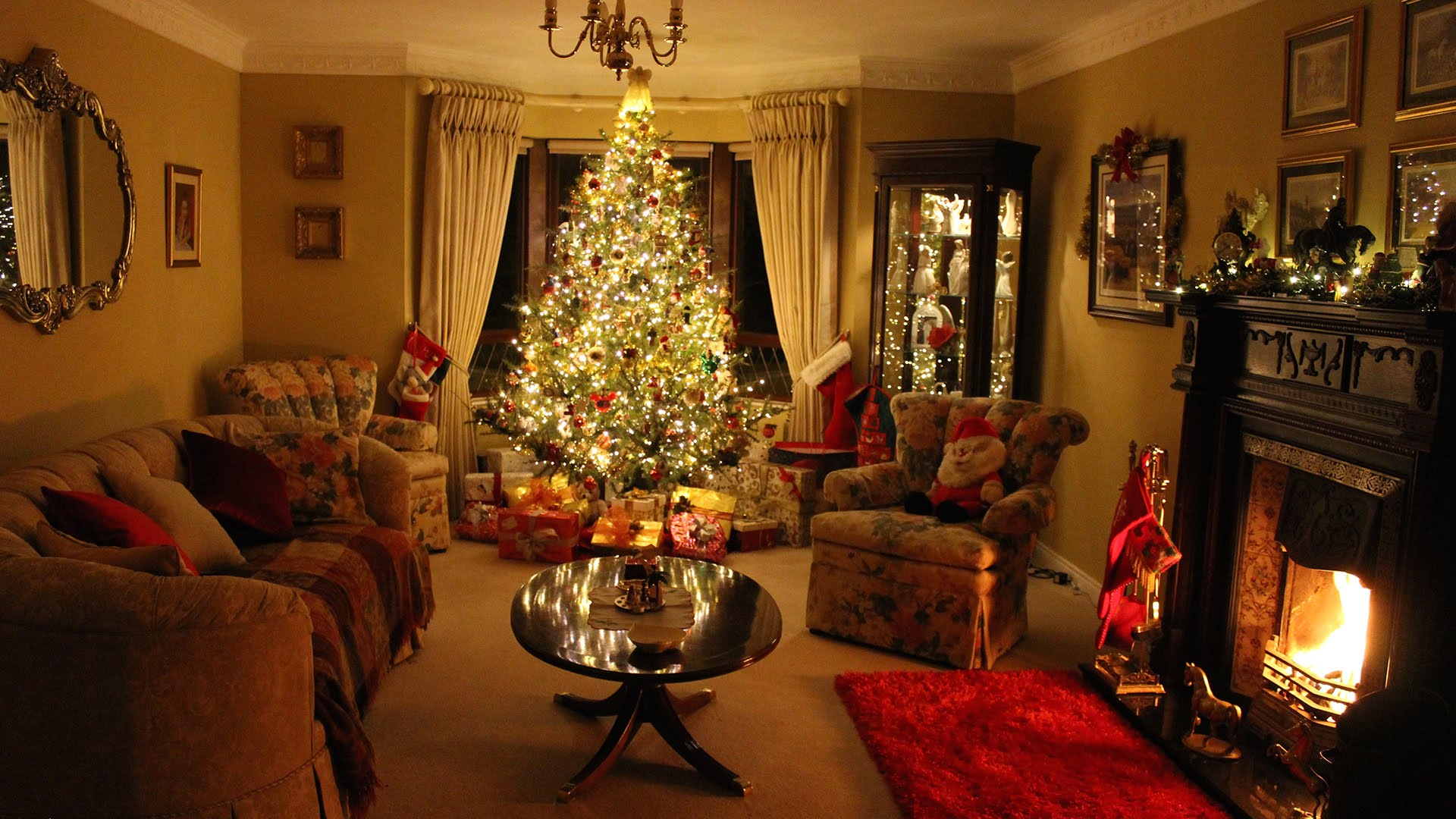 Amazing Christmas Tree Decoration Time Lapse - Youtube in New Christmas Living Room