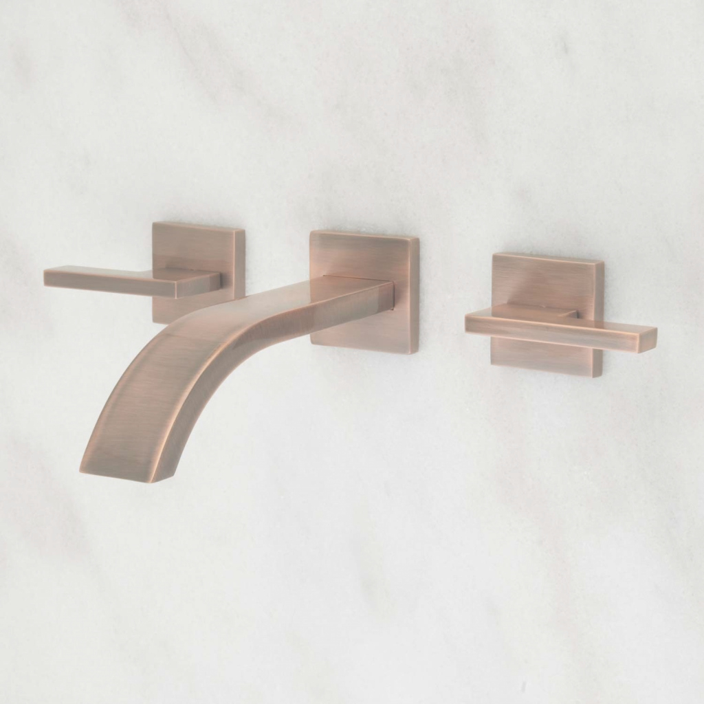 Amazing Copper Bathroom Faucet Wall : Gretabean - Copper Bathroom Faucet with New Copper Faucet Bathroom