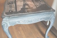 Amazing Decoupage Coffee Table Ideas Fresh Chalk Paint Coffee Table Living regarding Review Decoupage Coffee Table