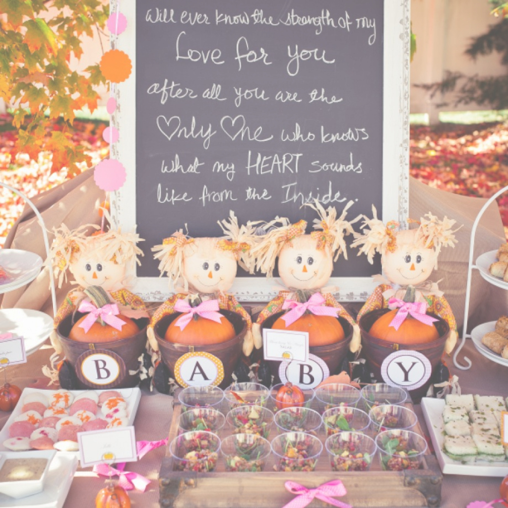 Amazing Fall Baby Shower Archives - Unique Party Ideas From The Party Suite pertaining to Fall Baby Shower