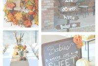Amazing Fall In Love With Baby {Shower} – Eclectic Momsense within New Fall Baby Shower