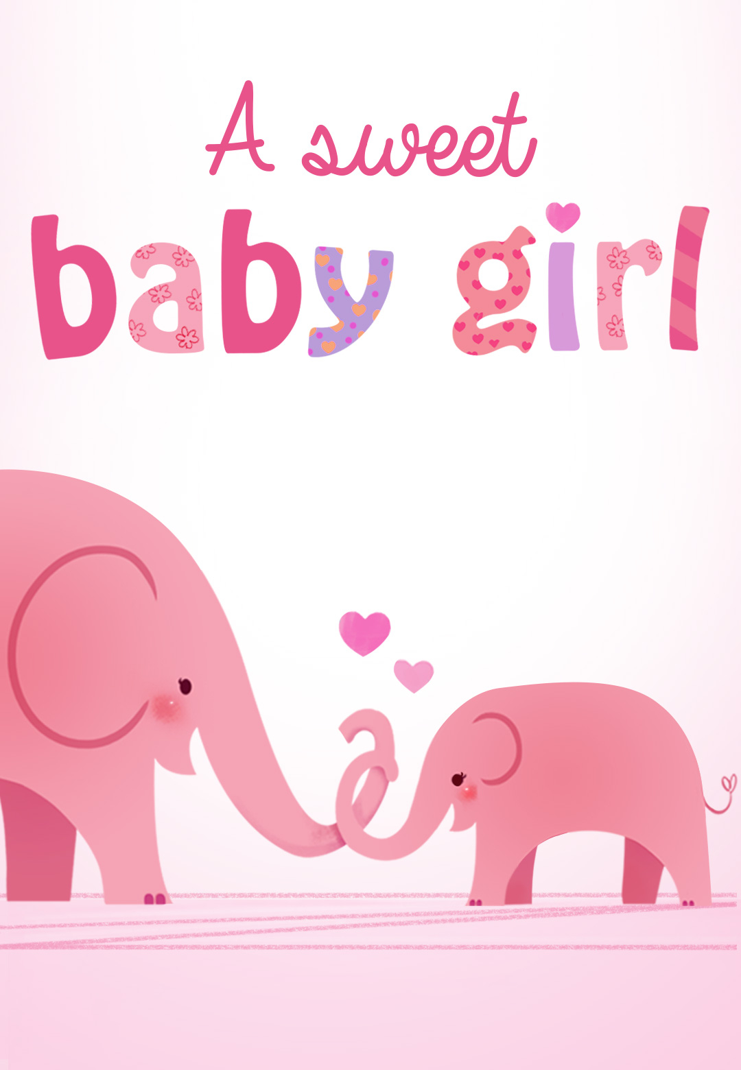 Amazing Forever In Your Heart - Free Baby Shower & New Baby Card | Greetings pertaining to Baby Shower Congratulations