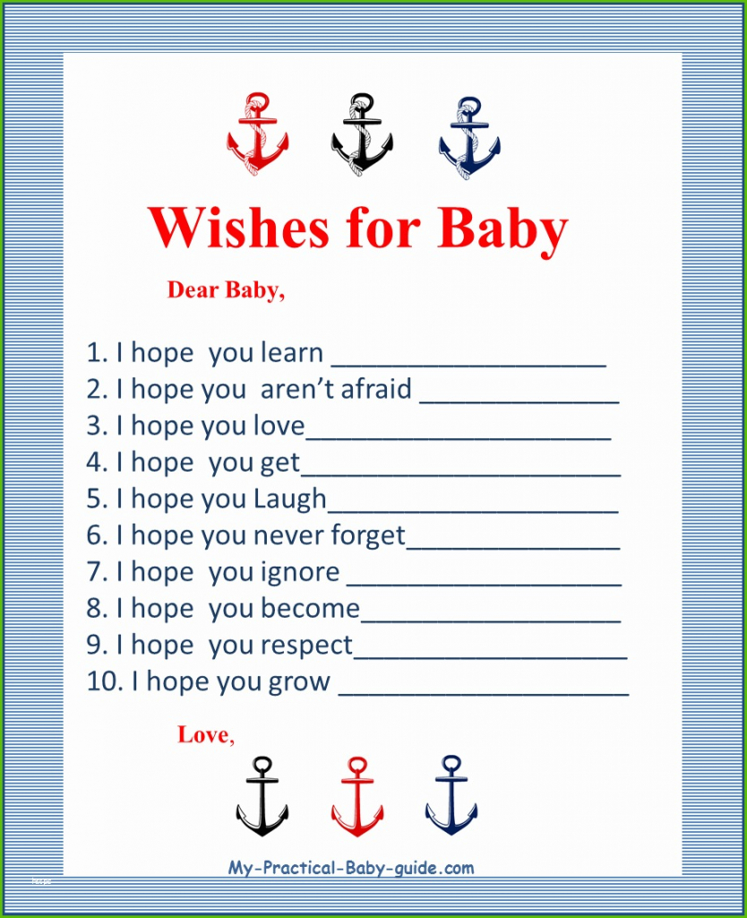 Amazing Free Baby Shower Game Templates Fresh Free Printable Baby Shower inside Inspirational Free Baby Shower Game Templates