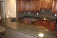Amazing Granite Countertops – No Backsplash throughout Beautiful Kitchen Without Backsplash