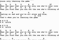 Amazing Guitar Chords And Song Lyrics Best Guitar Chords And Lyrics Of Songs inside Bungalow Bill Chords
