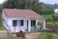 Amazing Holiday Home. Small Cottage/bungalow On The Azores Stock Photo in Inspirational Small Bungalow