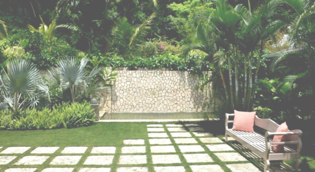Amazing Home Design : Lawn Designing Landscaping Urban Backyard Easy Yard with regard to Awesome Urban Backyard