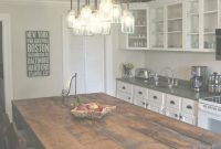 Amazing I Love This Look. The Clean With The Rustic. I Love One Wall for Lovely One Wall Kitchen With Island