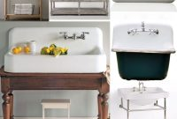 Amazing If You're Building A Farmhouse Or Looking To Remodel A Bathroom with regard to Bathroom Farm Sink Vanity