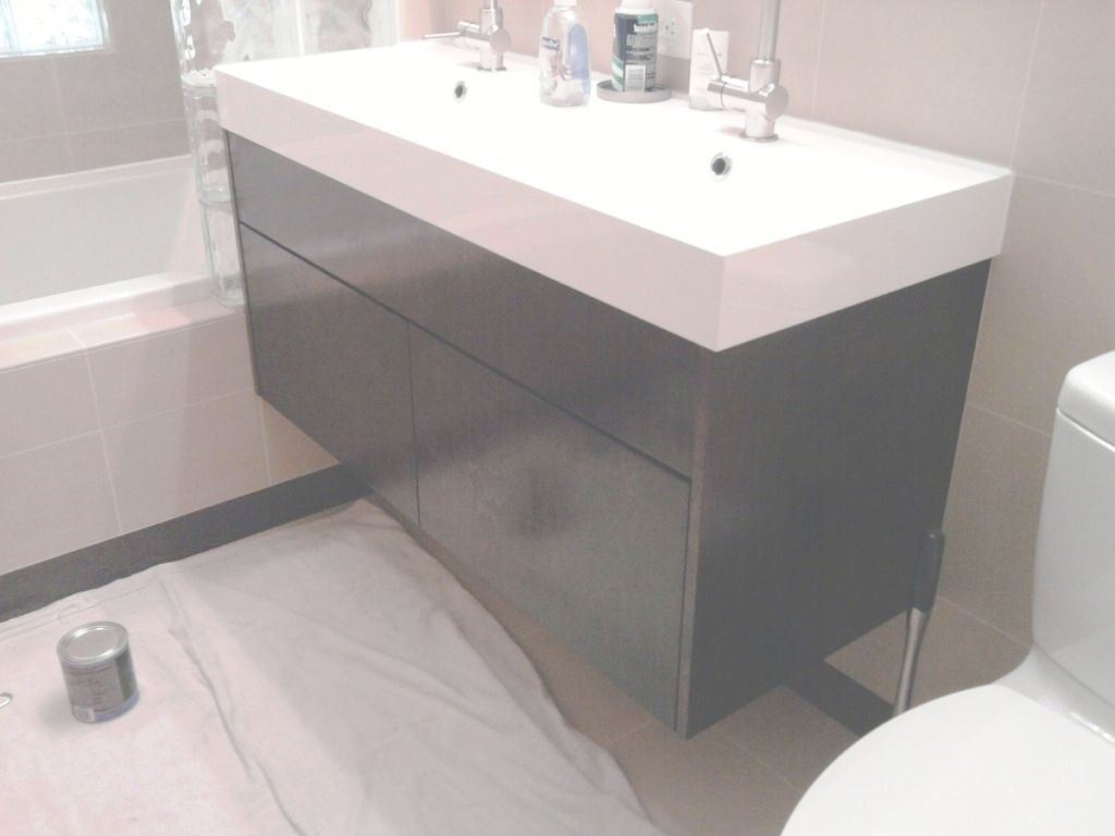 Amazing Ikea Bathroom Sinks And Vanities | Phobi Home Designs : Custom throughout Elegant Ikea Sink Bathroom