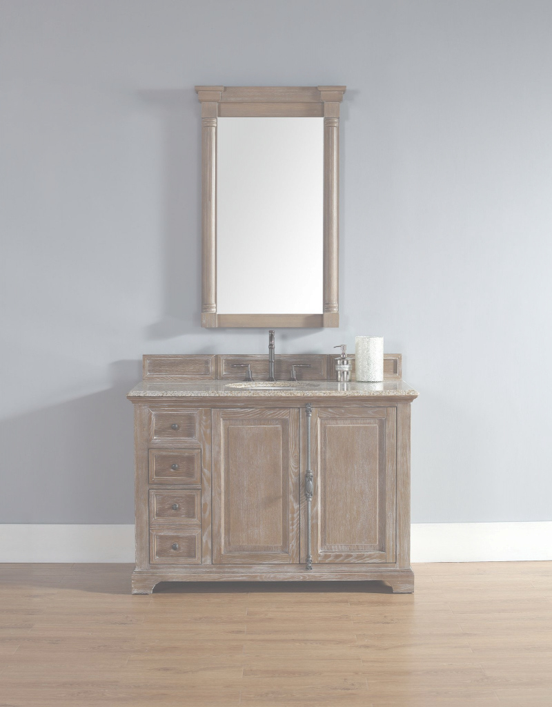 "Amazing James Martin 238-105-5211 Providence 48"" Single Vanity Cabinet for James Martin Bathroom Vanities"