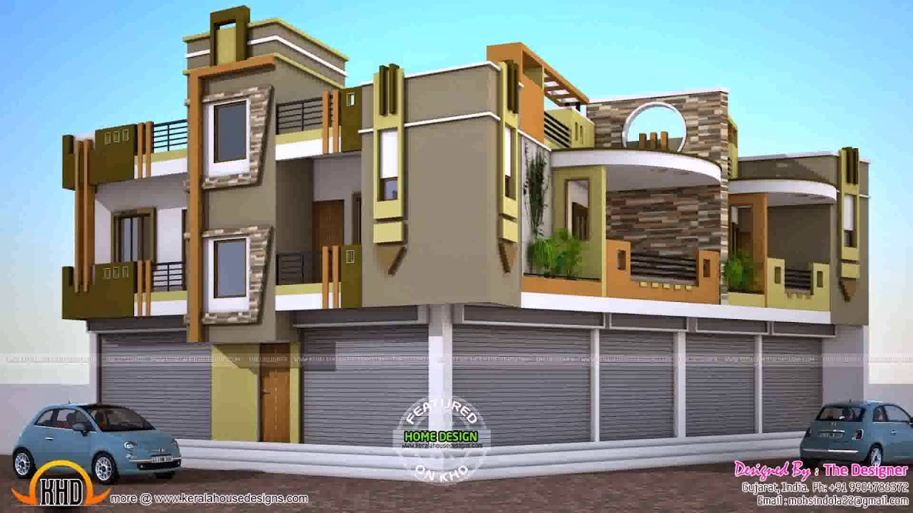 Amazing Kerala House Designs And Floor Plans 2018 - Youtube regarding Awesome Kerala House Design With Floor Plans