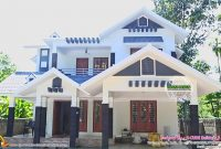 Amazing Kerala Model 3 Bedroom House Plans Lovely New Home Plans Kerala with regard to Fresh New House Plans In Kerala