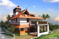Amazing Kerala Traditional Home In 2000 Square Feet – Kerala Home Design And pertaining to Kerala Traditional House Plans With Photos