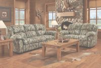 Amazing Living Room : Camo Sofa And Loveseat Hunting Living Room Furniture regarding Luxury Camo Living Room Set